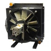 Маслоохладители с гидроприводом вентилятора